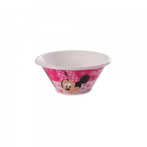 Imagem do produto - Tigela de Plástico 540 ml Minnie