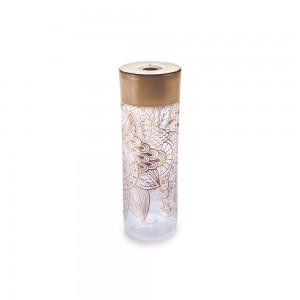 Imagem do produto - Garrafa de Plástico 500 ml com Tampa Rosca Mandala
