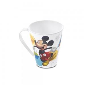 Imagem do produto - Caneca de Plástico 360 ml Mickey Roadster Racers