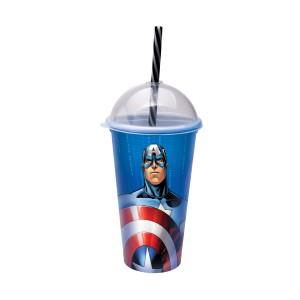 Imagem do produto - Copo Shake 500 ml | Avengers - Presentes Criativos