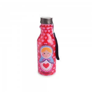 Imagem do produto - Garrafa Retrô 500 ml   Matrioska