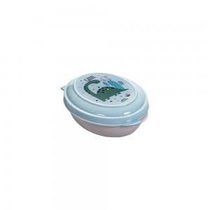 Imagem do produto - Saboneteira de Plástico com Tampa Fixa Dino