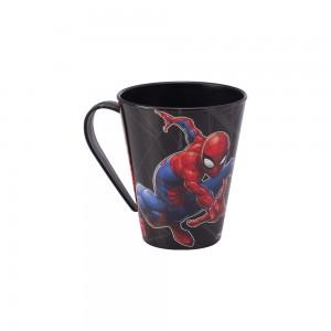 Imagem do produto - Caneca de Plástico 360 ml Homem Aranha