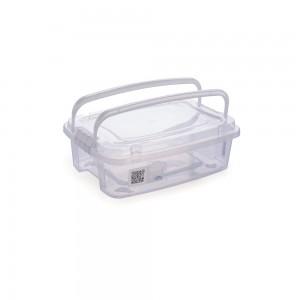 Imagem do produto - Caixa 1,5 L com Alça e Trava | Gran Box