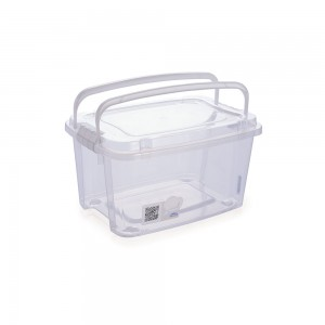 Imagem do produto - Caixa 2,6 L com Alça e Trava | Gran Box