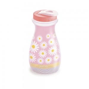 Imagem do produto - Garrafa de Plástico 1,3 L com Tampa Rosca e Sobretampa Camomila