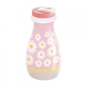 Imagem do produto - Garrafa de Plástico 1,9 L com Tampa Rosca e Sobretampa Camomila