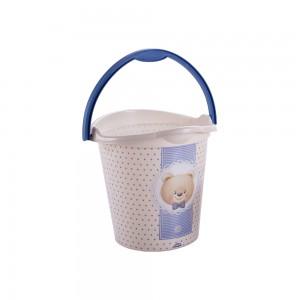 Imagem do produto - Balde de Plástico 8 L com Alça Urso