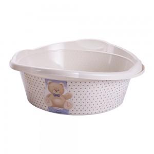 Imagem do produto - Bacia de Plástico Redonda 17 L com Pegador Urso