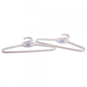 Imagem do produto - Conjunto de Cabides de Plástico 2 Unidades Urso