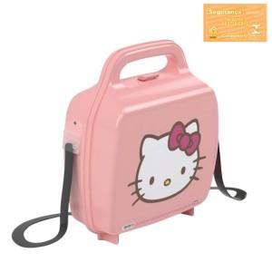 Imagem do produto - Lancheira de Plástico com Trava e Alças Hello Kitty