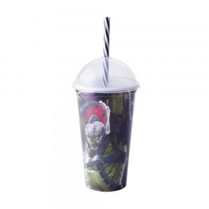 Imagem do produto - Copo Shake 500 ml | Hulk Ragnarok - Presentes Criativos