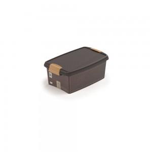 Imagem do produto - Caixa 4,2 L com Trava | Couro