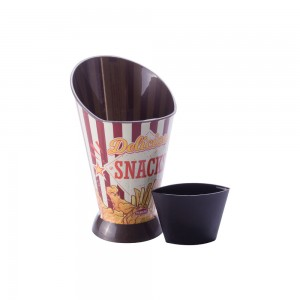 Imagem do produto - Copo com Molheira | Retrô