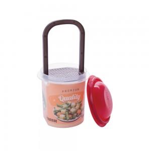 Imagem do produto - Pote com Escorredor 670 ml | Retrô