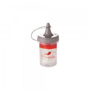 Imagem do produto - Mini Bisnaga de Plástico 140 ml para Pimenta Retrô Férias