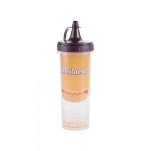 Imagem do produto - Bisnaga de Plástico 250 ml para Mostarda Retrô