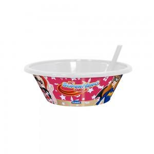 Imagem do produto - Bowl com Canudo Fixo   Super Hero Girls