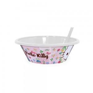 Imagem do produto - Bowl com Canudo Fixo | Hello Kitty