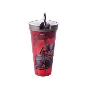 Imagem do produto - Copo com Canudo 2 em 1 | Avengers - Thor