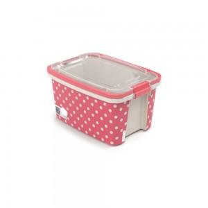 Imagem do produto - Caixa 1,5 L com Alça e Trava | Poá - Gran Box