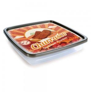 Imagem do produto - Pote Churrasco - 3,2 L | Retrô - Clic