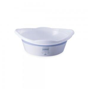 Imagem do produto - Bacia de Plástico Redonda 3,4 L com Pegador Lavanderia