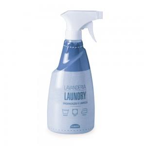 Imagem do produto - Borrifador de Plástico 580 ml com Válvula Lavanderia