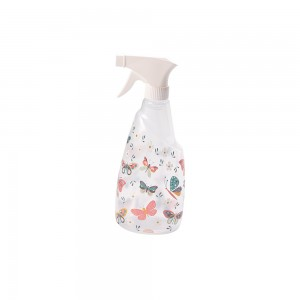 Imagem do produto - Borrifador de Plástico 580 ml com Válvula Lavanderia Borboleta