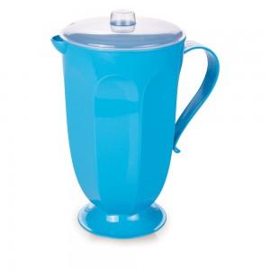 Imagem do produto - Jarra de Plástico 2 L com Tampa Retrô Fun