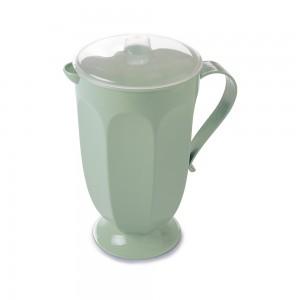 Imagem do produto - Jarra de Plástico 2 L com Tampa Retrô Fun Verde