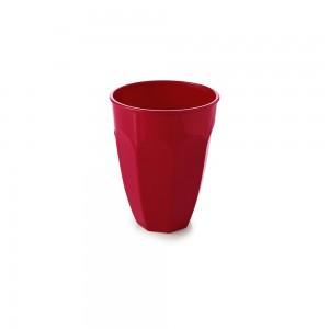 Imagem do produto - Copo de Plástico 500 ml Retrô Fun Vermelho