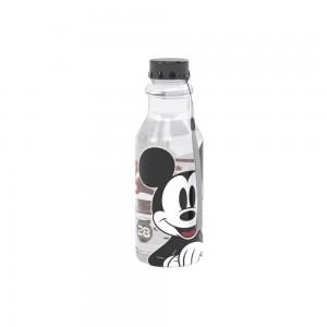 Imagem do produto - Garrafa de Plástico 500 ml com Tampa Rosca Retrô Mickey Vintage