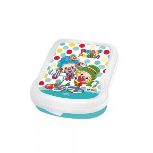 Imagem do produto - Sanduicheira de Plástico com Tampa Fixa Patati Patatá