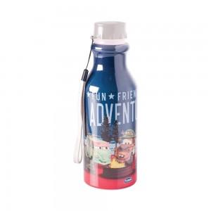 Imagem do produto - Garrafa de Plástico 500 ml com Tampa Rosca Retrô Carros