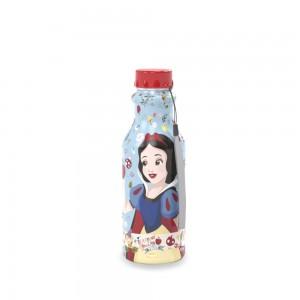 Imagem do produto - Garrafa de Plástico 500 ml com Tampa Rosca Retrô Princesas Branca de Neve