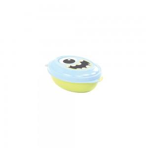 Imagem do produto - Saboneteira de Plástico com Tampa Fixa Monstros