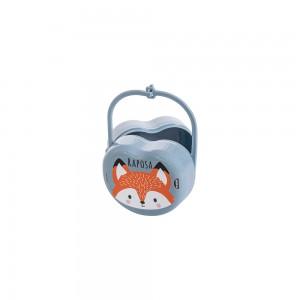 Imagem do produto - Porta Chupeta de Plástico Bichinhos