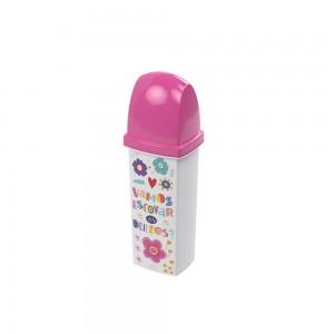 Imagem do produto - Dental Case de Plástico com Tampa Floral