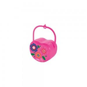 Imagem do produto - Porta Chupeta de Plástico Floral