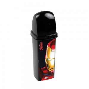 Imagem do produto - Dental Case de Plástico com Tampa Avengers Homem de Ferro