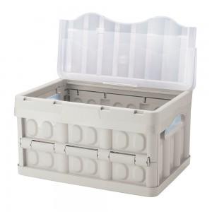 Imagem do produto - Caixa Dobravel 42 L (52,5x36x30cm) - Amendoa