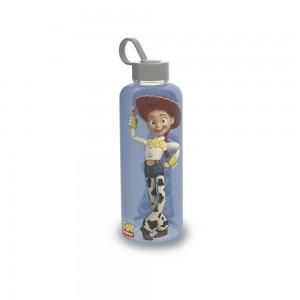 Imagem do produto - Garrafa de Plástico 480 ml com Tampa Rosca e Pegador Fixo Cilíndrica Toy Story Jessie