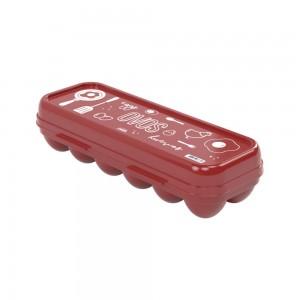 Imagem do produto - Porta Ovos Vermelho 12 Unidades