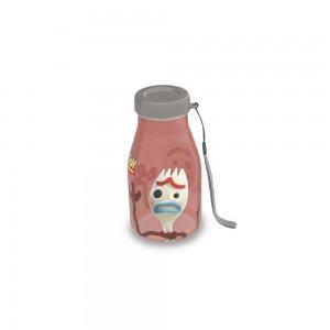 Imagem do produto - Garrafa de Plástico 390 ml com Tampa Rosca Milk Toy Story Forky