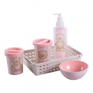 Imagem do produto - Kit Higiene 5 Peças Ursa