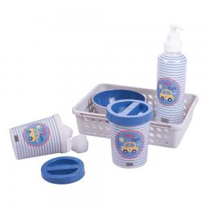 Imagem do produto - Kit Higiene 5 Peças Carrinhos