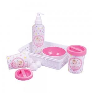 Imagem do produto - Kit Higiene 5 Peças  Bailarina