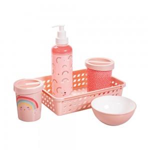 Imagem do produto - Kit Higiene 5 Peças Arco Íris