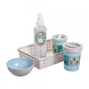 Imagem do produto - Kit Higiene 5 Peças Dino
